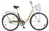Велосипед 28 Novatrack LADY VINTAGE 2015 бежевый