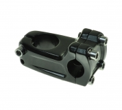 "Вынос руля TRIX, алюм., для BMX, 1-1/8"", 22,2 мм, L -30 мм, черный, JB-8692F"