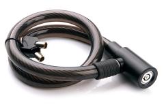 Велозамок GoldenKey 101.102 18*800мм ключ