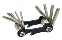 Набор шестригранников 2/2.5/3/4/5/6 мм с отверткой, MT-101B