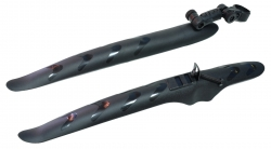 Комплект крыльев TRIX пластик, (узкое, под клинчер) XGNB-012-1