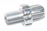 Натяжитель троса тормоза POWER M10*16 мм, алюм. С015