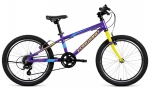 Велосипед FORWARD RISE 20 2.0