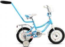 Велосипед 12 FORWARD FUNKY 12 темно-бирюзовый 2018