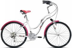 Велосипед 26 FORWARD EVIA 2.0 16рост 2016 белый