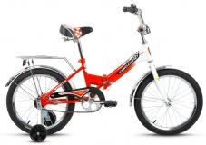 Велосипед 18 FORWARD RACING 18 compakt  2016 красный