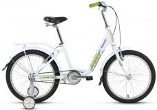 Велосипед 20 FORWARD GRACE 20 10,5рост белый 2018