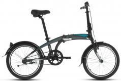Велосипед 20 FORWARD OMEGA 1.0 11рост черный 2018