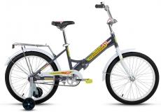 Велосипед 20 FORWARD RACING 20 compakt  2016 синий