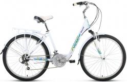 Велосипед 26 FORWARD GRACE 2.0 17рост 2017 белый