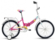 Велосипед ALTAIR CITY GIRL 20 compact