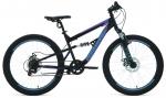 Велосипед FORWARD RAPTOR 24 2.0 disc