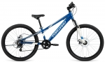Велосипед FORWARD RISE 24 2.0 disc