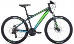 Велосипед FORWARD FLASH 26 2.0 disc
