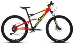 Велосипед FORWARD FLARE 27,5 2.0 disc