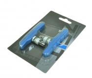 ZEIT, Колодки V-brake Z-613 72 мм blue