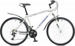 Велосипед 26 Stinger ELEMENT 2016 16рост белый