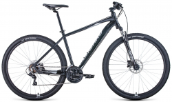 Велосипед FORWARD APACHE 27,5 3.0