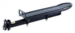 TRIX, Багажник консольный, крепление на подседельный штырь, алюминиевый KW-618-08