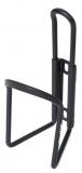 Vinca Sport, Флягодержатель алюминиевый в комплекте с болтами, чёрный HC 11 black