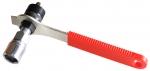 Съемник шатунов+ключ для выжимки шатуна KENLI KL-9725L