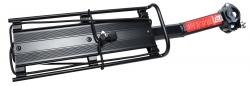 TRIX, Багажник консольный на подседельный штырь эксцентриком, алюминиевый KW-671-01