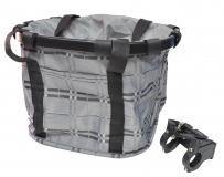 Корзина-сумка на руль KAI WEI,с быстросъемным креплением KW-807-2
