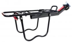 Багажник TRIX консольный на эксцентрике, алюминиевый с защитой KW-620-03
