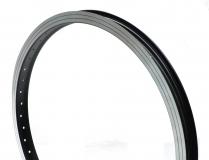 TRIX, Обод 20 дюймов для ВМХ алюминиевый 48 отверстий, черный