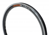 TRIX, Обод 20 дюймов алюм. двойной 36 отверстий, фрезерованный, пистонированный, черный, GJ-AL-023 b