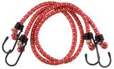 Фиксатор груза - эластичный жгут со стальными крючками, длина 1200 мм, KR 067 (1.2м)