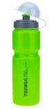 Vinca Sport, Фляга с защитой от пыли 750мл, зеленая, VSB 21 terra