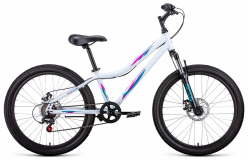 Велосипед FORWARD IRIS 24 2.0 disc