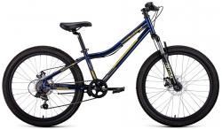 Велосипед FORWARD TITAN 24 2.0 disc