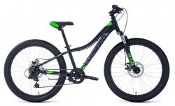 Велосипед FORWARD TWISTER 24 2.0 disc
