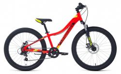Велосипед FORWARD TWISTER 24 2.2 disc