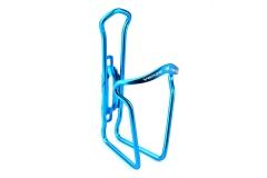 Флягодержатель VENZO алюминиевый синий, VZ-F14A-006