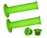 Vinca Sport, Грипсы 120 мм, зеленые, H-G 60 light green