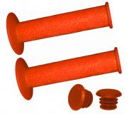 Vinca Sport, Грипсы 120 мм, оранжевые, H-G 60 orange