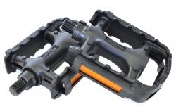 Педали Wellgo (Материал:пластик/сталь) MTB LU-895DU