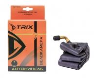 TRIX, Камера 12х2-1/4 гнутый автониппель AV 45°, бутиловая