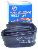 VEE Rubber, Камера 14*1,75/2,1 автониппель AV, бутил