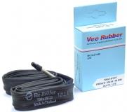 VEE Rubber, Камера 700x18/23C, велониппель 48 мм FV, бутил
