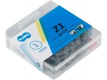 KMC Z-410, Цепь S1 1-скоростная, 112 звеньев
