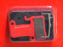 Колодки диск SunRace для Shimano BR-M965/966/800/765 с пружинкой
