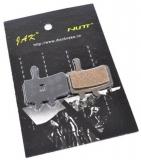Колодки диск NUTT для AVID, YK-08