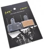 Колодки диск NUTT для SHIMANO, YK-01