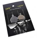Колодки диск NUTT для PROMAX, YK-06