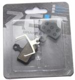 ZEIT, Тормозные колодки DK-65 для диск.тормоза Avid Elixir