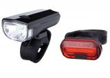 STG, Комплект фонарей, задний+передний, JY7024+6068T